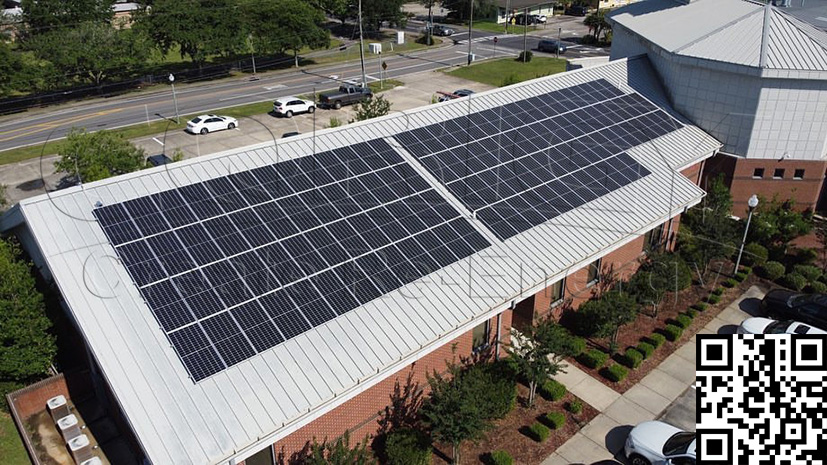 Corigy Solar's PV mounting system supplier